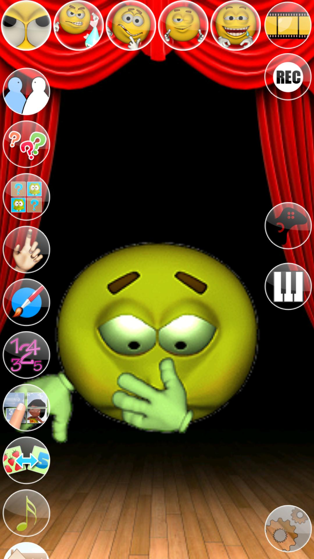 Talking Smiling Simon screenshot 7