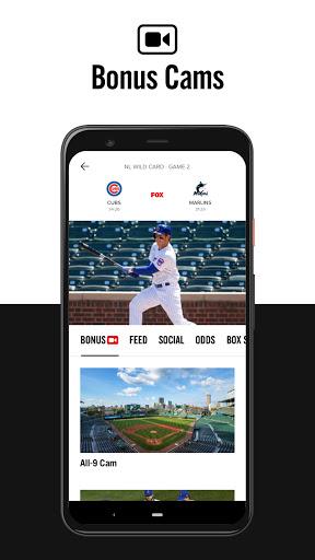 FOX Sports: Latest Stories, Scores & Events 6 تصوير الشاشة