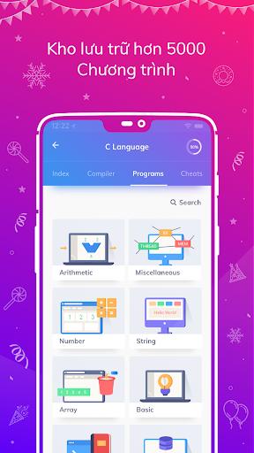 Programming Hub: Học viết mã screenshot 5