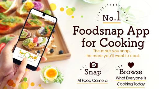 SnapDish AI Food Camera & Recipes 1 تصوير الشاشة