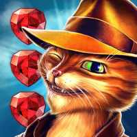 Indy Cat for VK icon