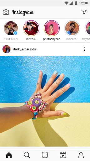 Instagram Lite screenshot 1