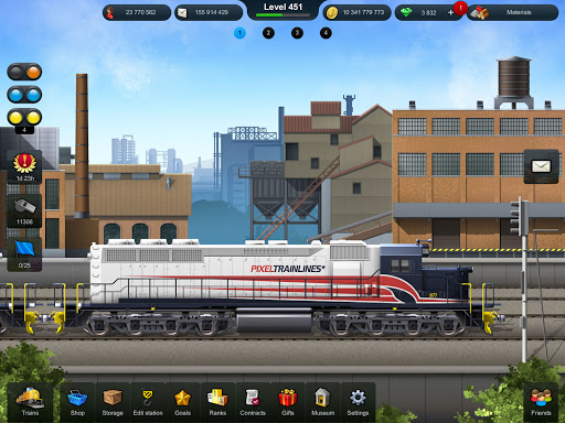 Train Station: ट्रेन भार परिवहन सिम्युलेटर स्क्रीनशॉट 5