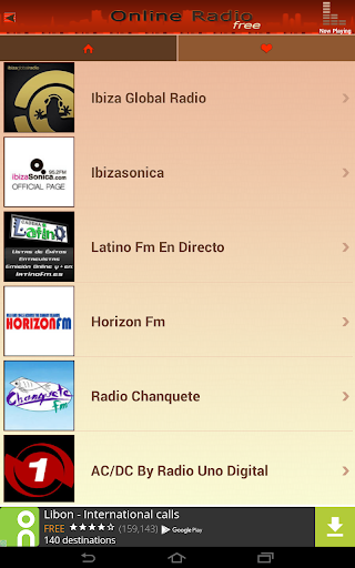 Online Radio Free screenshot 6