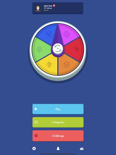 Trivial Quiz - The Pursuit of Knowledge 7 تصوير الشاشة