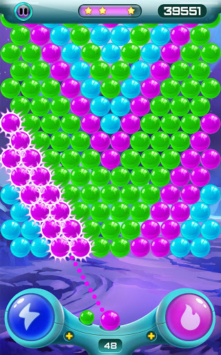Blaze Bubbles screenshot 4