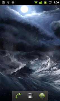 عاصفة Lwp 2 تصوير الشاشة