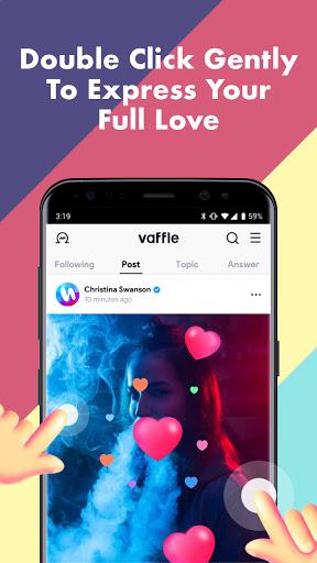 Vaffle screenshot 4