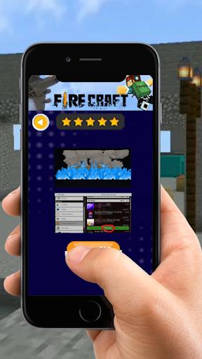 Mod Fire Craft for MCPE screenshot 6