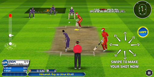 World Cricket Championship  Lt 2 تصوير الشاشة