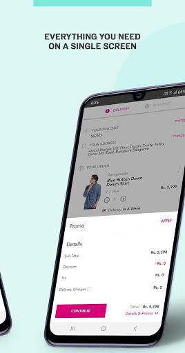 NNNOW Online Shopping App screenshot 5