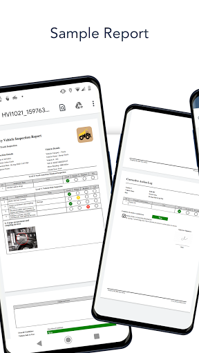 Heavy Vehicle Inspection Maintenance, CMMS APP screenshot 5