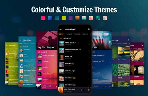 Music Player - MP3 Player, Audio Player screenshot 4