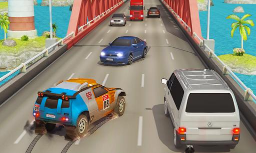 Traffic Highway Car Racer screenshot 3