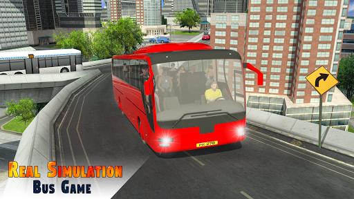 City Bus Simulator 3D - Addictive Bus Driving game screenshot 4