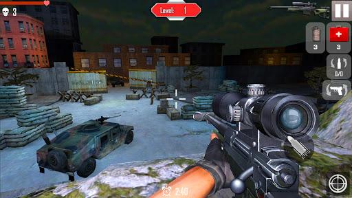 Sniper Killer 3D: Shooting Wars screenshot 3