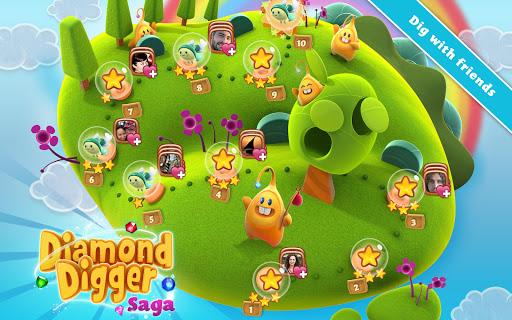 Diamond Digger Saga 13 تصوير الشاشة