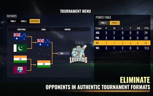 Sachin Saga Cricket Champions screenshot 18