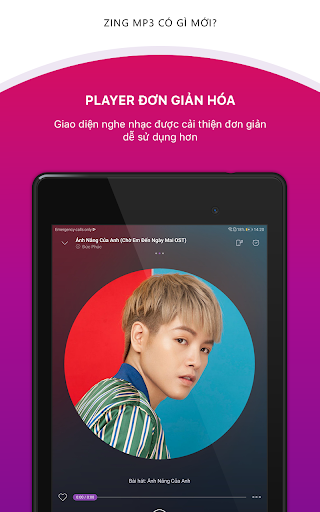 Zing MP3 screenshot 7