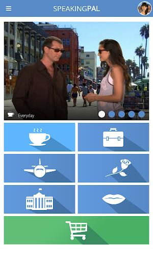 تعلم التحدث باللغة الإنجليزية 6 تصوير الشاشة