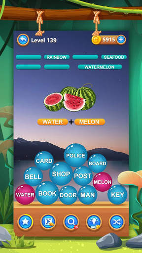 Word Swipe Pic screenshot 2