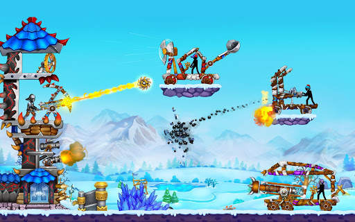 The Catapult 2 — Grow your castle tower defense screenshot 16