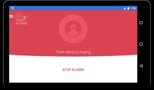 Full Battery & Theft Alarm screenshot 9