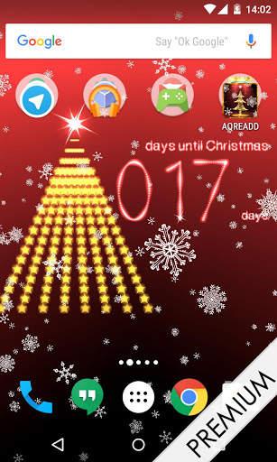 Christmas Countdown with Carols screenshot 3
