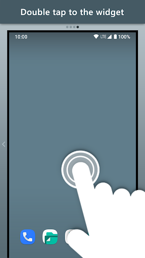Double Tap To Lock (DTTL) ?✌ / Fast & Light 6 تصوير الشاشة