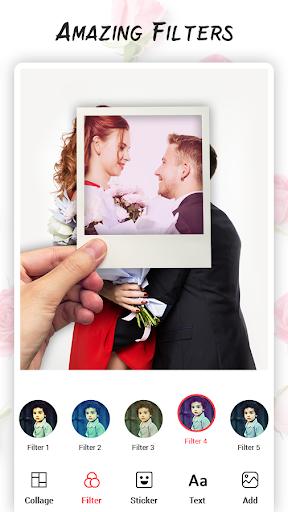 Love photo frames screenshot 5