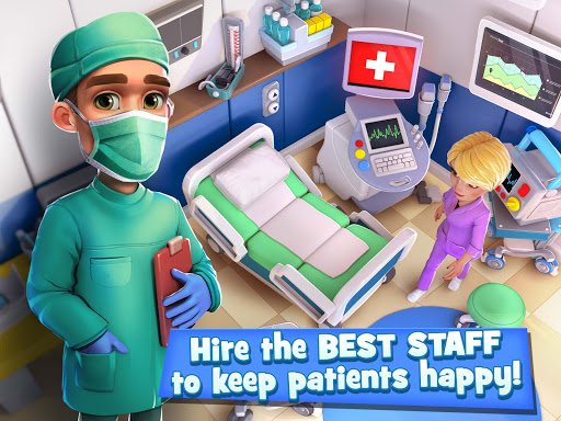 Dream Hospital - Health Care Manager Simulator screenshot 21