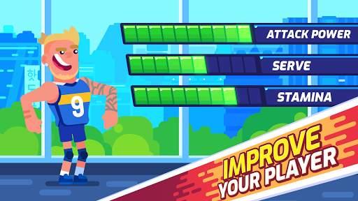 Volleyball Challenge - volleyball game screenshot 6