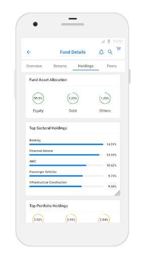 Karvy Nivesh - Mutual Fund, SIP, Investment App screenshot 2
