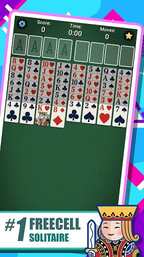 FreeCell Solitaire 2 تصوير الشاشة