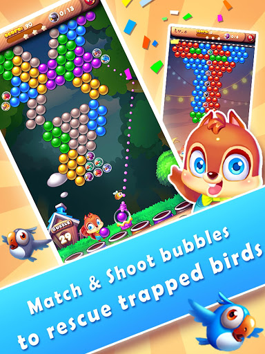 Bubble Bird Rescue 2 - Shoot! 16 تصوير الشاشة
