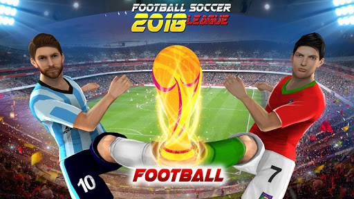 Football Soccer League - Play The Soccer Game screenshot 1