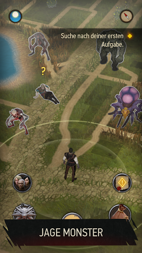 The Witcher: Monster Slayer screenshot 12