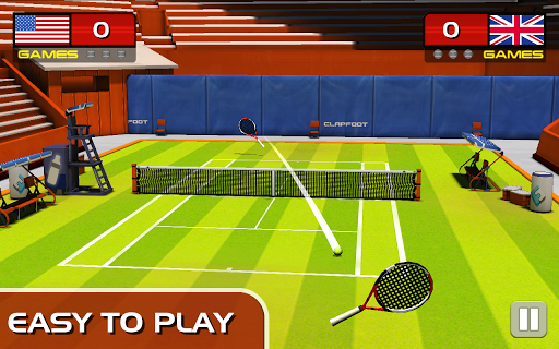 Play Tennis screenshot 9