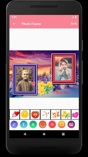 Family Dual Photo Frames screenshot 6
