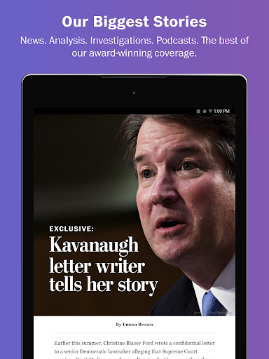 Washington Post Select screenshot 11