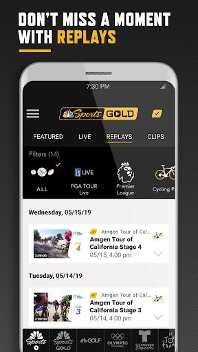 NBC Sports 2 تصوير الشاشة