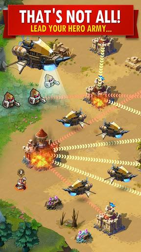 Magic Rush: Heroes 16 تصوير الشاشة