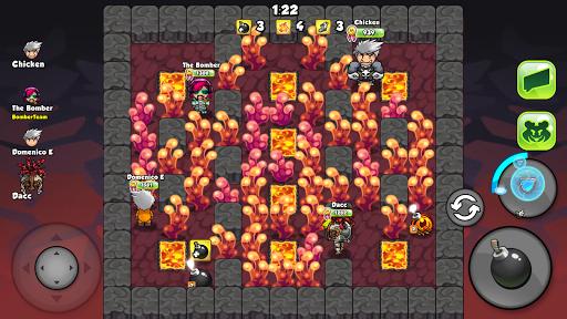 Bomber Friends 5 تصوير الشاشة