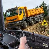 Heavy Truck Simulator : Offroad Cargo Transport on 9Apps