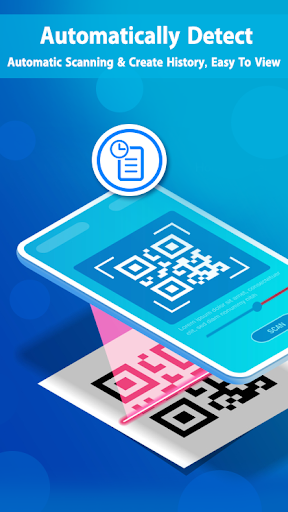 QR Code Reader Barcode Scanner PRO screenshot 4