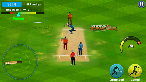 World of Cricket : World Cup 2019 screenshot 6