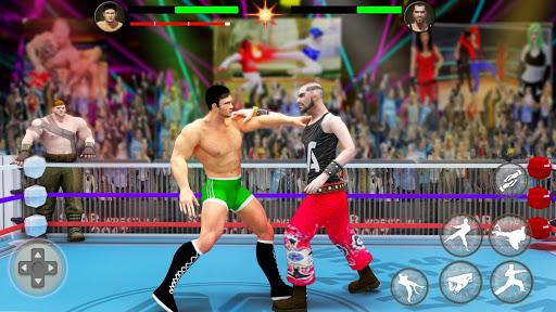 بطولة المصارعة العالمية لبطولة الفرق 3 تصوير الشاشة
