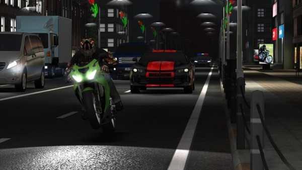 Racing Fever: Moto screenshot 5