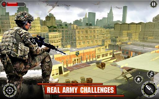 Sniper FPS Fury - Top Real Shooter- Sniper 3d 2018 screenshot 3