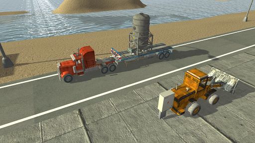 River Sand Excavator Simulator 3D screenshot 4